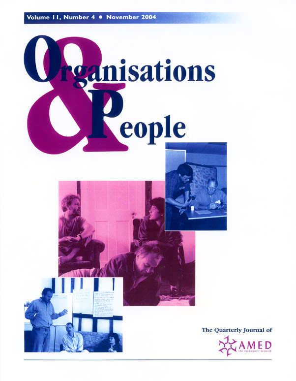 Organizations and People