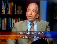 Video Frame Grab Robert Maurer