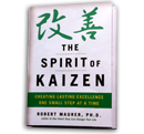 The Kaizen Way Book